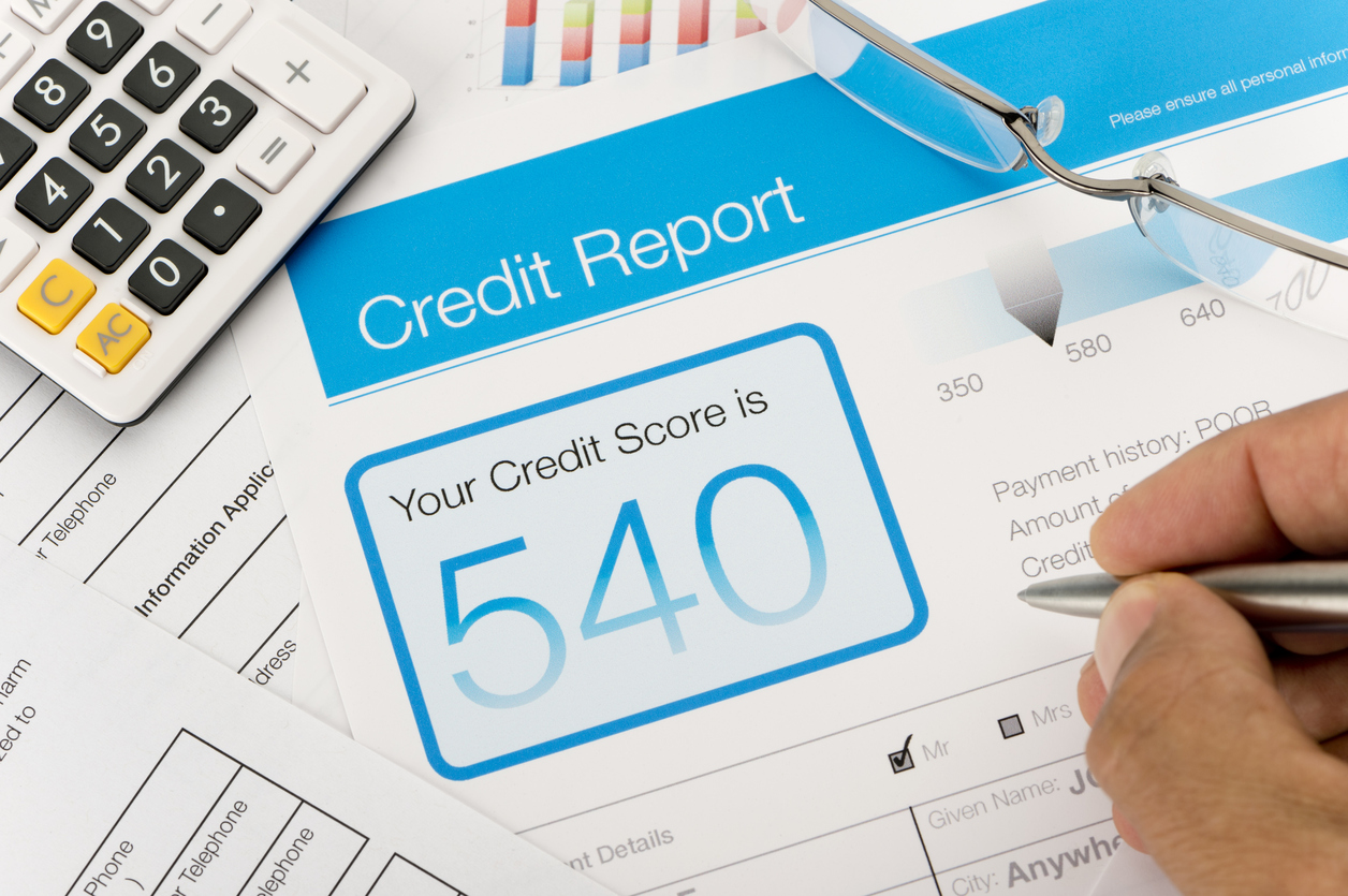 Does low credit score affect your eligibility to get an unsecured business loan?