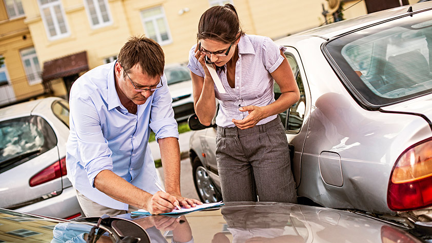 Motor Insurance Claims Process Explained