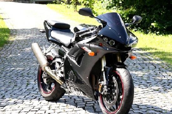 Yamaha motorcycles 2